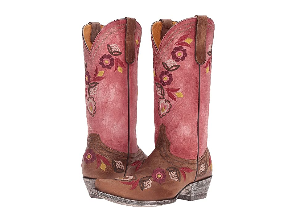 Old Gringo Onawa (Oryx/Pink) Cowboy Boots