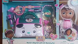 Doc Mcstuffin Disney Pet Rescue Doctor's Bag Set with Lil' Nursery Pal Playset