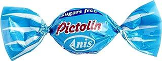 Intervan Pictolin Anis Sugar Free Aniseed Candies, 1 kg