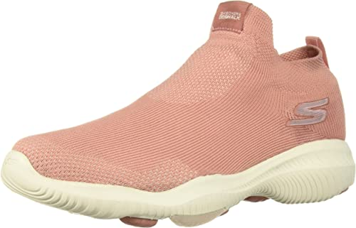 Skechers Perforhommece Wohommes GO Walk Revolution Ultra-Jolt paniers,rose,7 M US
