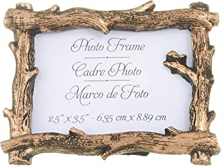 tree branch place card photo holder