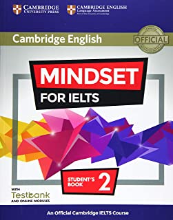 Mindset for IELTS Level 2 Student's Book with Testbank and Online Modules: An Official Cambridge IELTS Course (Modular Iel...
