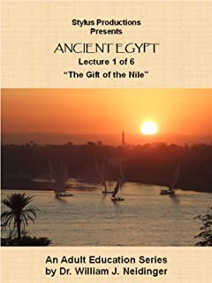 Ancient Egypt. Lecture 1 of 6.