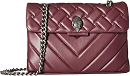 Leather Kensington Crossbody