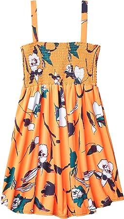 Golden Sparkle Cover-Up Dress (Toddler/Little Kids/Big Kids)