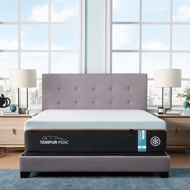 Tempur-Pedic -LUXEbreeze Firm California Max 67% OFF Minneapolis Mall King inch Fo Memory 13