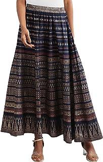 Aurelia Women's Cotton Skirt Bottom