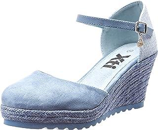 bfaecf26 XTI 48941, Sandalias con Plataforma para Mujer