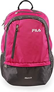 Duel Tablet and Laptop Backpack, Pink