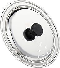 Vesta 0321-309 Stainless Steel Soup Drainer Pot Lid (For 16 & 18 Cm Pot)