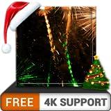 無料花火バーストHD-お正月やクリスマス休暇を、HDR 4K TV 8K TVの素晴らしい花火で飾り、お祝いやイベントの壁紙やテーマとして