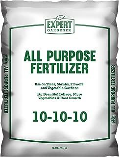 Expert Gardener 10-10-10 All Purpose Fertilizer (1, 40LB)
