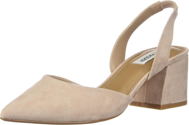 Steve Madden Womens Davies Heeled Sandals
