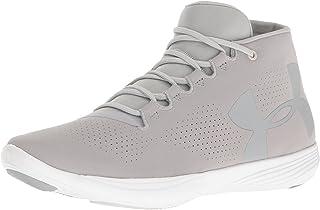 Under Armour Men's Street Precision Mid Sneaker