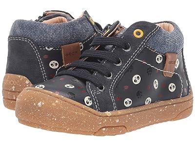 Geox Kids Geox x WWF Jay J 2 (Toddler) (Dark Blue) Boys Shoes