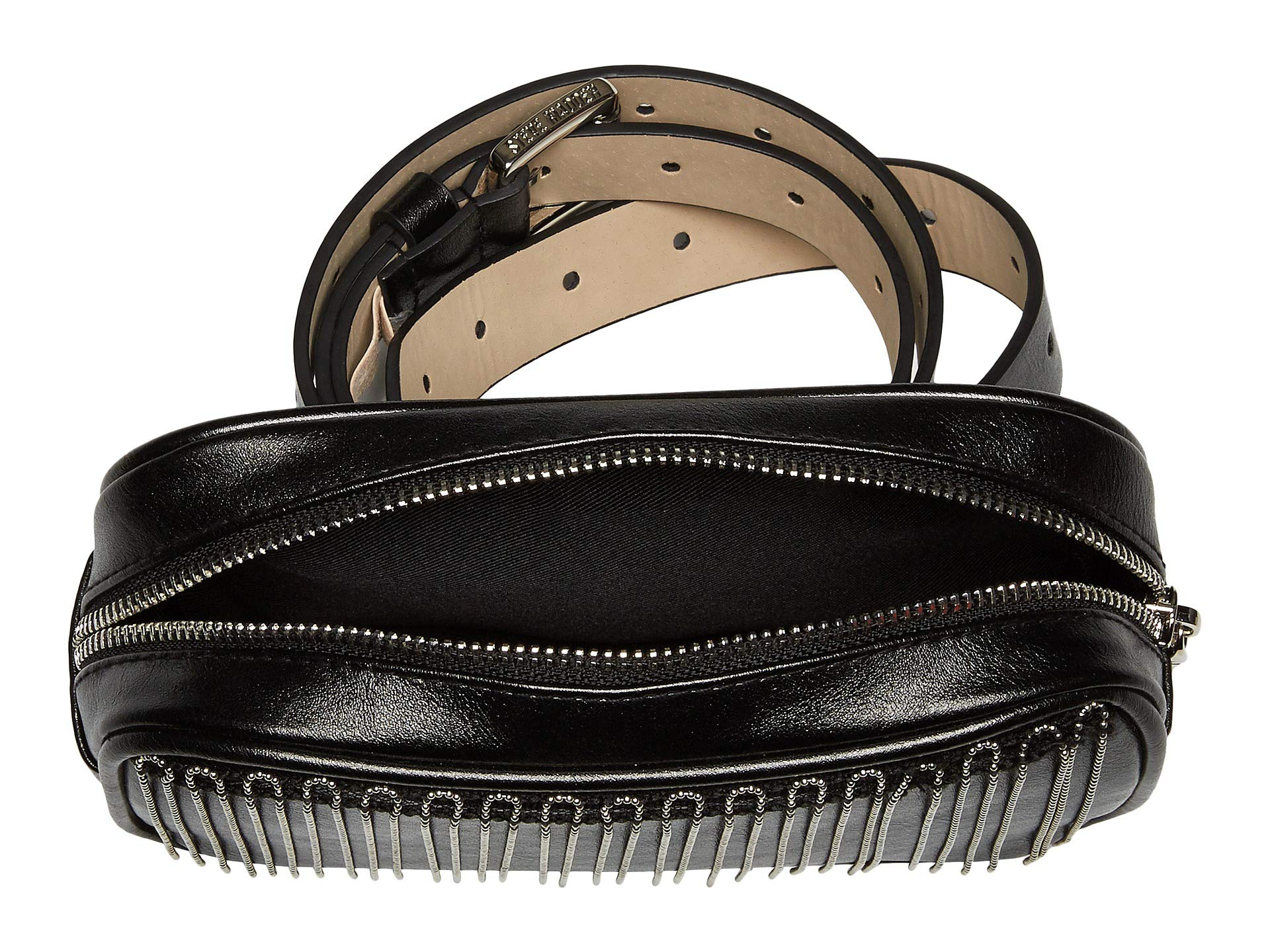 Belt Madden Bag Black Fringe Steve EA0qwzqx