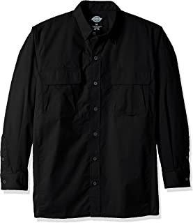 Men's Long Sleeve Ventilated Ripstop Tactical Shirt
