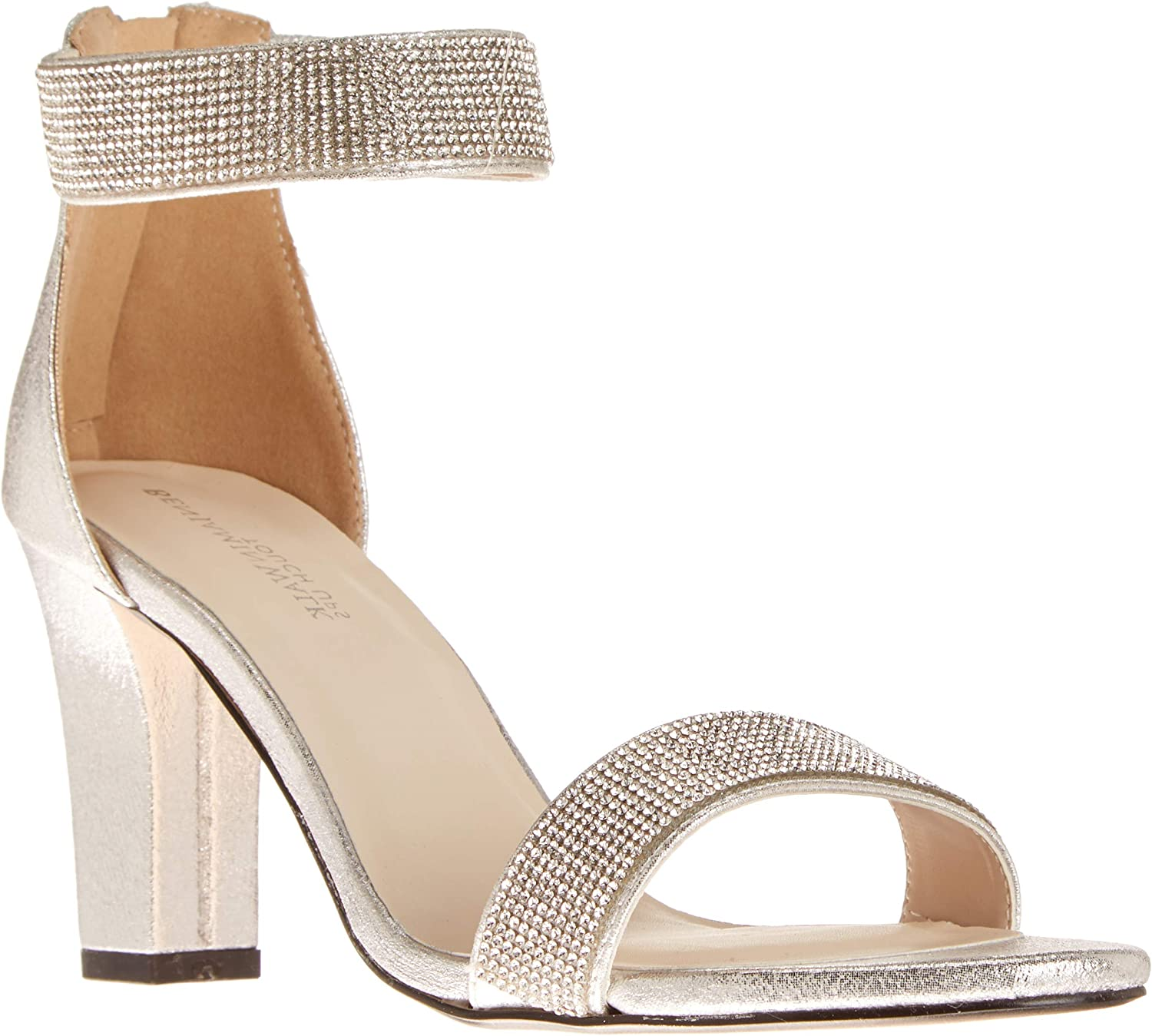 Touch Ups Women's Ankle 5% OFF Strap Heeled store Sandal