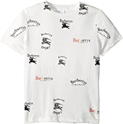 Burberry Logo Top (Little Kids/Big Kids)
