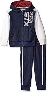 STX Boys' Color Block Fleece Hoody and Matching Pull on Pant