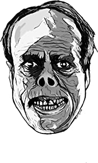 Phantom of The Opera Sticker