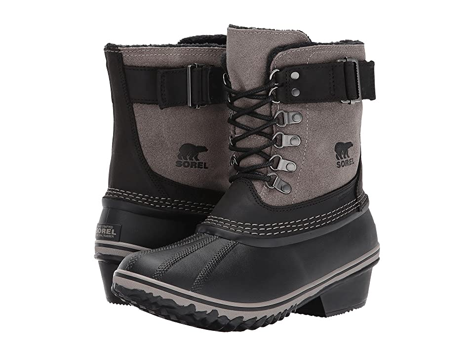 SOREL Winter Fancytm Lace II (Black/Kettle) Women