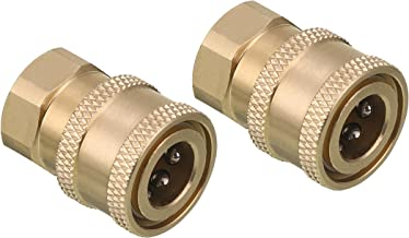 Tool Daily Pressure Washer Coupler, 1/4 Inch Quick Connect
