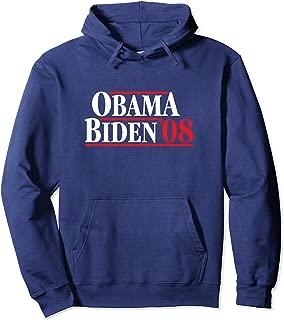 Obama 08 Hoodie- Retro Campaign 2008