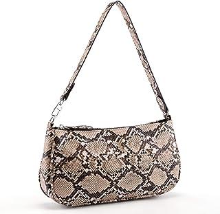 Sponsored Ad - CHIC DIARY Women Tote Bag Small Cro Clutch Purse Shoulder Handbag with Zipper