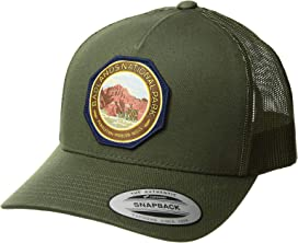 0f25b93c0f0d2 The North Face. Mudder Trucker Hat.  27.95. National Park Trucker Hat