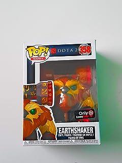 Funko Pop Games: Dota 2- EARTHSHAKER Collectible Figure