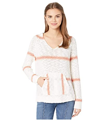 Roxy Airport Vibes Stripe Sweater (Canyon Clay Airport Stripe) Women
