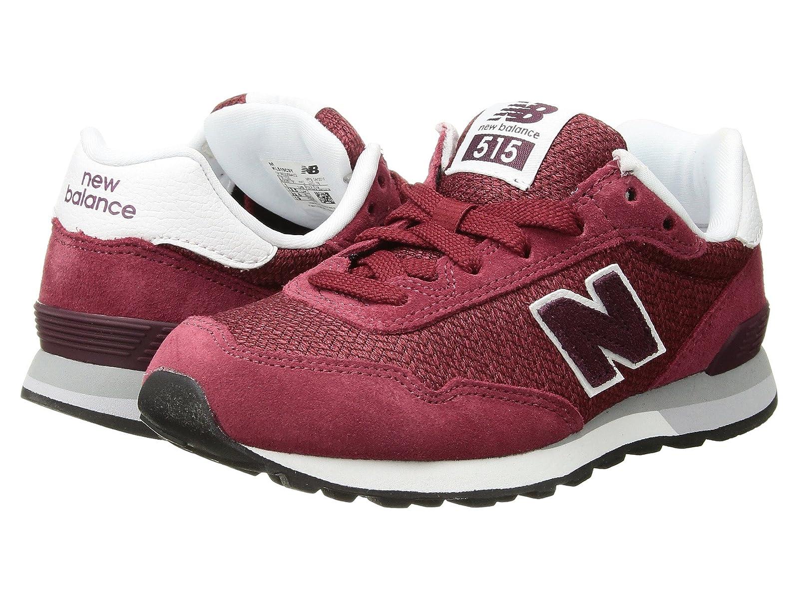 New Balance Kids KL515v1Y (Little Kid/Big Kid)Atmospheric grades have affordable shoes