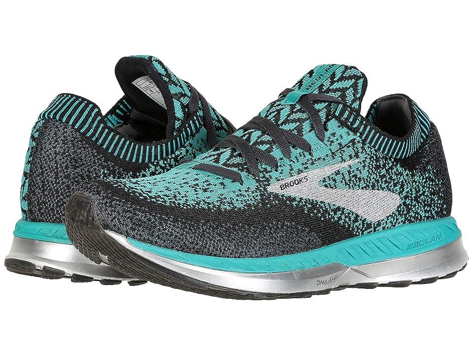 c667a005761 Brooks Bedlam (Teal Black Ebony) Women s Running Shoes