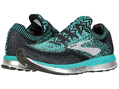Brooks Bedlam (Teal/Black/Ebony) Women
