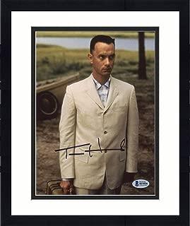 Framed Tom Hanks Autographed 8