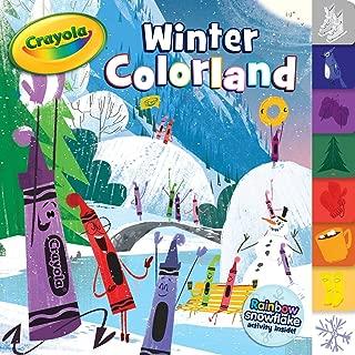 Winter Colorland (Crayola)