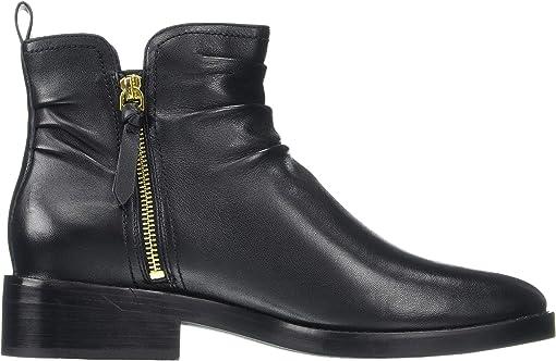 Black Leather/Black