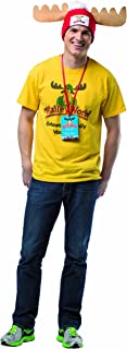 Men's National Lampoon's Vacation Walley World Costume Kit
