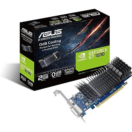 ASUSTek NVIDIA GT1030搭載ビデオカード GT1030-SL-2G-BRK