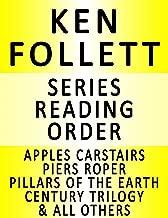 Best ken follett books in chronological order Reviews