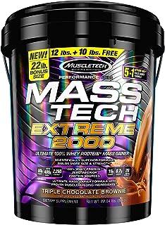 Muscletech Products 肌肉科技 许多技术极端 2000 三倍巧克力果仁巧克力 10kg
