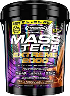 mass tech extreme 2000 22 lbs price