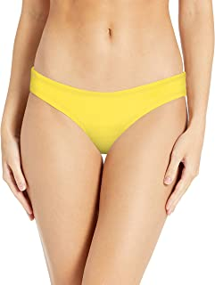 Maaji Womens Sublime Reversible Cheeky Cut Bikini Bottom Swimsuit Bikini Bottoms