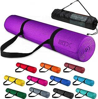 Xn8 Yogamatta Träningsmatta Halkfri fitness matta Physio Yogamatta för pilates fitness och träning