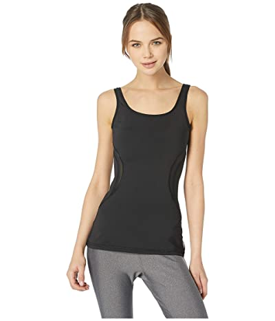 MICHI Serpentine Tank Top (Black) Women