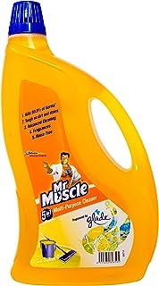 Mr Muscle Multi Purpose Cleaner, Lemon, 3L