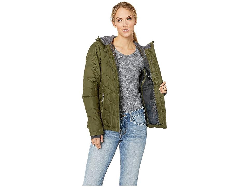 Columbia Heavenly Hooded Jacket (Nori) Women