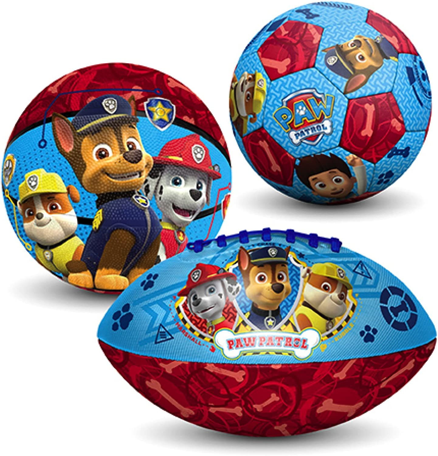 Hedstrom Paw Patrol Sports Bundle (3 Piece)