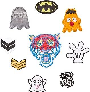 BaDGES Cloth Patch & Sticker for Unisex - Multi Color